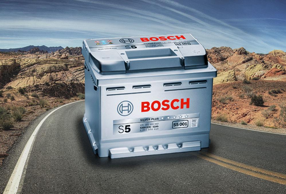 Baterías Bosch Delivery