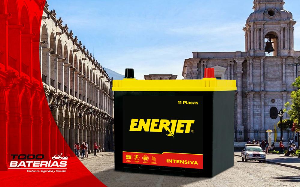 Baterías Arequipa