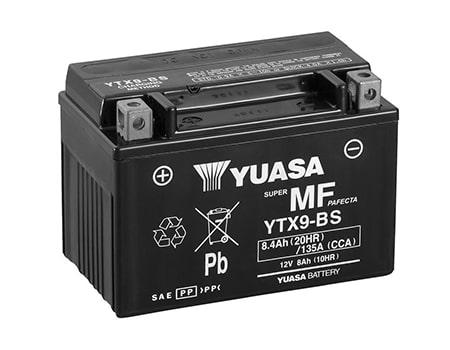 baterias yuasa ytx9-bs